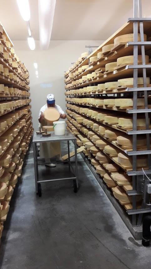 Les fromages d'alpage