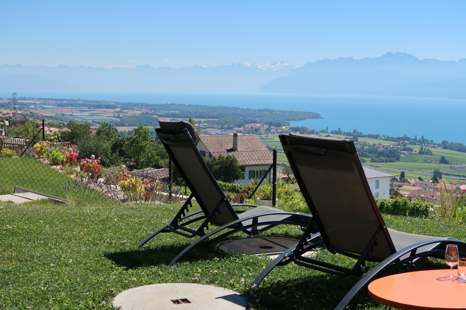 Panorama côté Montreux
